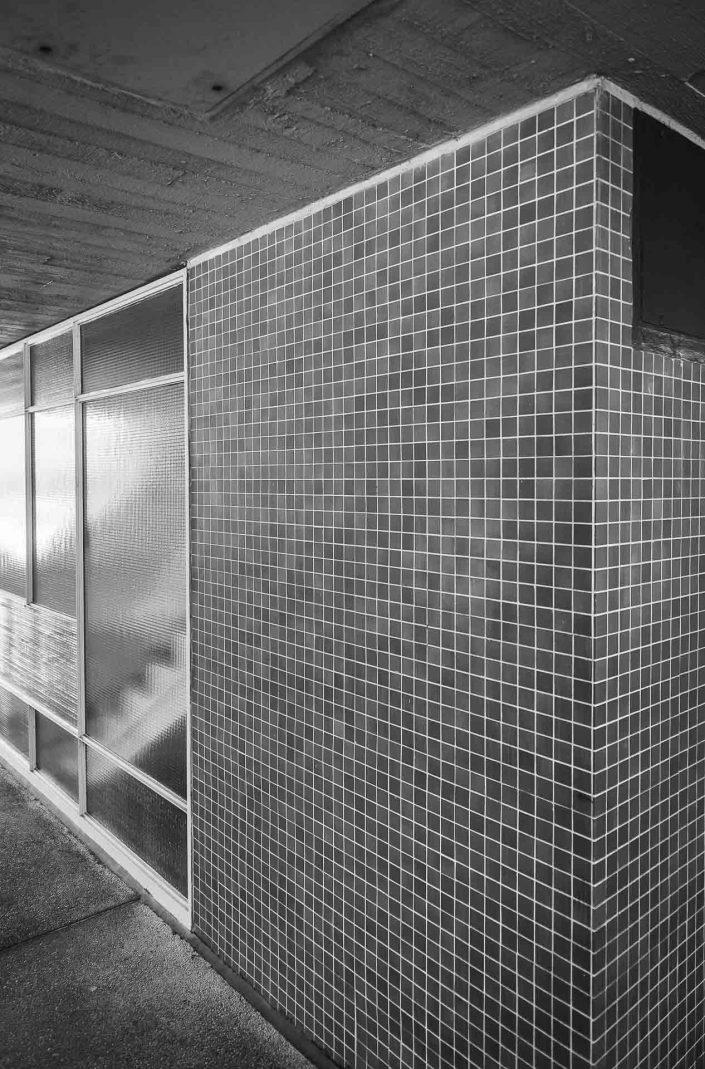 Oscar Niemeyer in Berlin, 1957