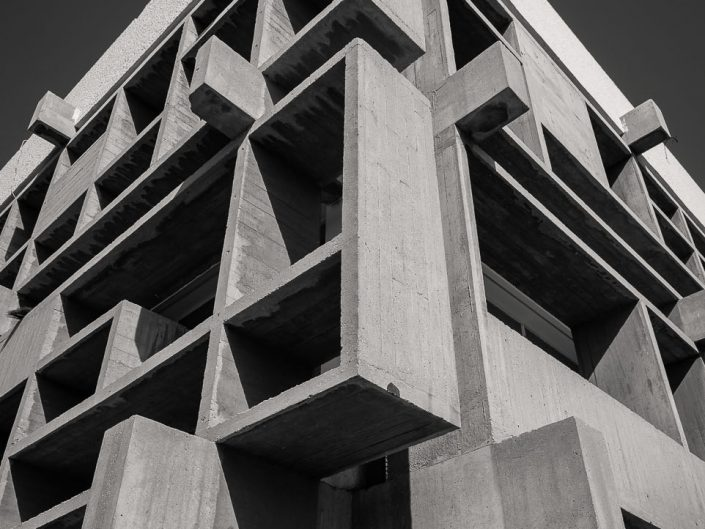 The Brutalist Detail